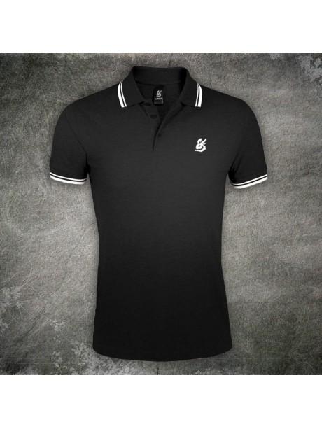 Men's T-shirt Blackletter Black