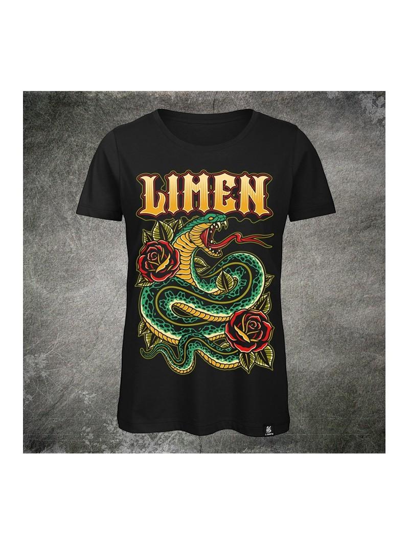 Women's T-shirt Snake