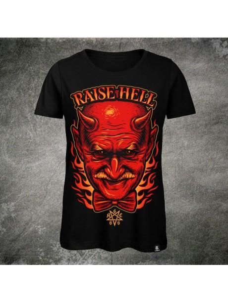Women's T-shirt Devil