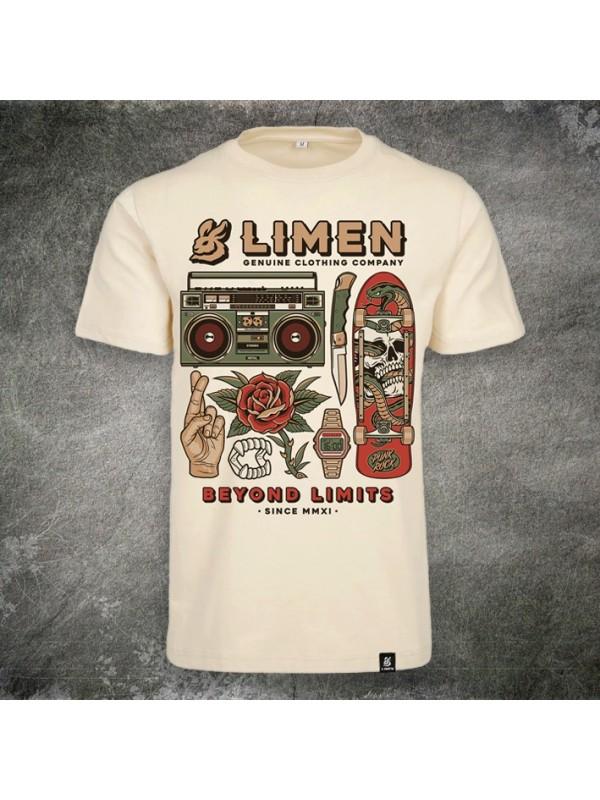 Unisex T-shirt Sharp